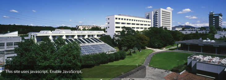 CHUBU UNIVERSITY Department of Electronics and Information Engineering, College of Engineering