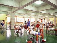 ウェイトトレーニング室