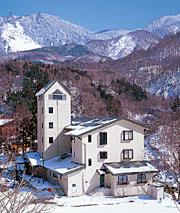 新穂高山荘