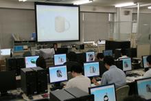 CAD授業風景1