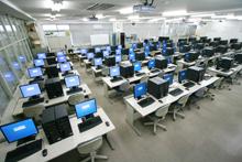 CAD授業風景3