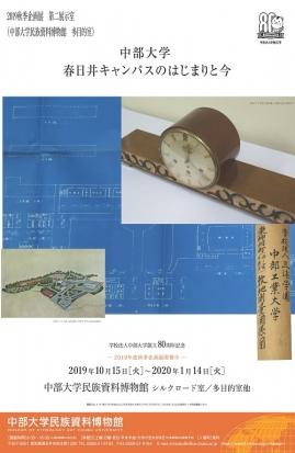 第二展示室ポスター